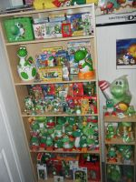 yoshi shelf by vegetarian15
