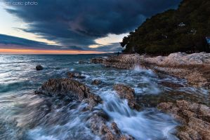 Wild waves by ivancoric