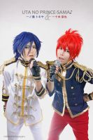 Uta no Prince-sama Debut: Tokiya and Ittoki by maki-chama