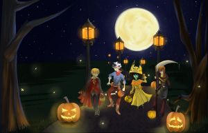 Happy Halloween -2010 by r-y-a-n-h-u-m