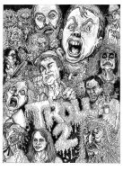 Troll 2: Pencils by ApolloZC