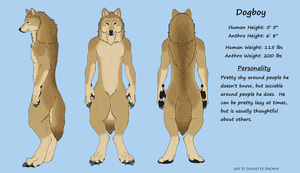Dogboy Profile 2.0 by dogboy09