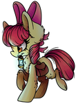 On the way to Zecora's House by CutePencilCase