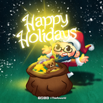 Happy Holidays 2015 by Thiefoworld