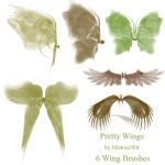 Pretty Wings by WitsResources