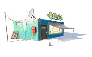 Ice store by CarolinVogt