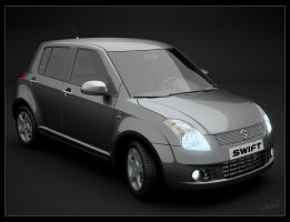 Suzuki Swift VVT by proenca