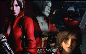 Ada Wong - Resident Evil 6 by JillValentinexBSAA