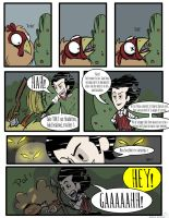 The Adventures of Wilson P. Higgsbury p. 2 by GhostlyMuse