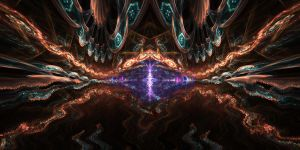 Sacred Cavern of Life by Trip-Artist