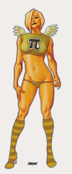 Jamie Eason by Devilpig