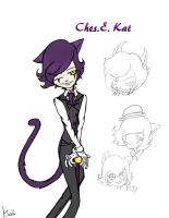 Ches.E. Kat by punk-LUV