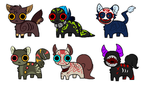Adopts -CLOSED- by MYPANTS137