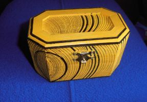 Yellow Box Number three by JARM13