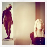 Sculpture - iPhone photo by SoulcrackeD