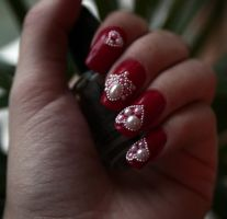 Nail Art 33 by LaraCb