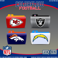 Colorflow Football Set 3 by JayJaxon