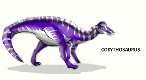 Corythosaurus by Koala-Sam