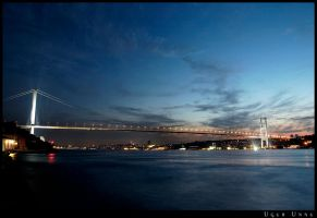The Bosphorus by pyrotechnician