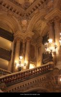 Paris Opera House4 by faestock