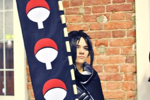 Cosplay  Izuna Uchiha 260 by NakagoinKuto