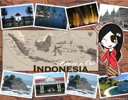 Welcome to Our Indonesia by LonelyStrawberry