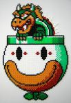 Bowser Koopa Clown Car | RM.