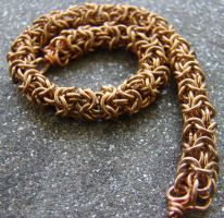 Turkish Roundmaille Bracelet 1 by Mommy-of-Monsters