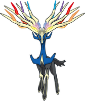 Xerneas Dream World by KrocF4