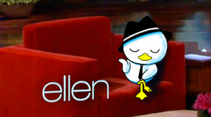 Ducky Howdy's interview at The Ellen Show by qrst319