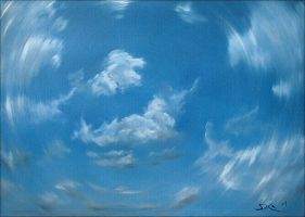 """""""Spinning in the Sky"""" by DarrenCarnall"""