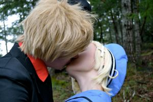APH -  Kiss Me by Beyond-Invisible