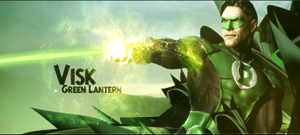 Green Lantern Sign by Luciano246BR