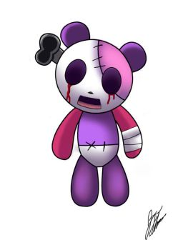 Emo-Ted by Wa-zaap