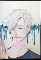 Victor Nikiforov [ Yuri on Ice ] by Yuncumber