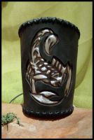 Scorpion bracer by morgenland