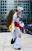 Amaterasu in the Wharf 2 by TPJerematic