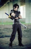 Crisis Core: Zack Fair by Aoki-Lifestream