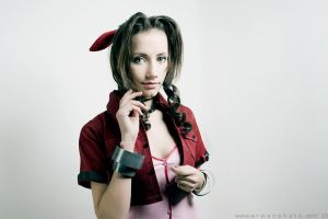 Aerith by Arwenphoto