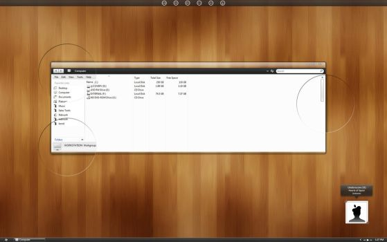 The Bar for Vista by dimage