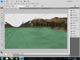 Background WIP by Gugarts