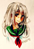 KAGOME by CrymsonFire445