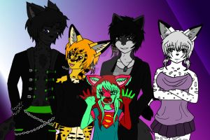 ~WIP~ My Crazy IMVU Family by xAzaXx