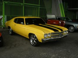 70' Chevelle on Chrome by Mister-Lou