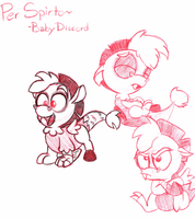 Baby Discord by JD-Deviations