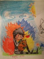 once ler and lorax by chilica
