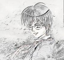 Harry Potter by Devil-and-Ice