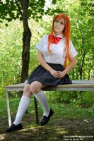 Orihime Bleach by maya-misare