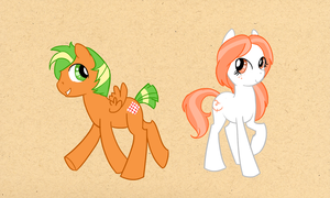 Filly and Colts by EllisArts