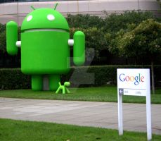 android at google by irahim